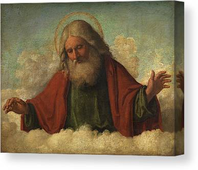 Holy Bible Canvas Prints