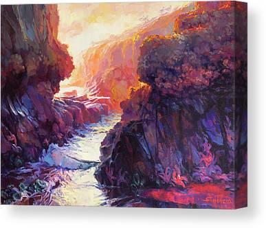 Passage Canvas Prints