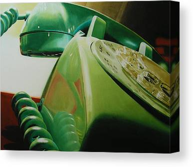 Phone Canvas Prints