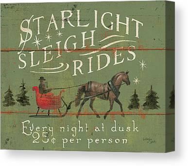 Christmas Canvas Prints