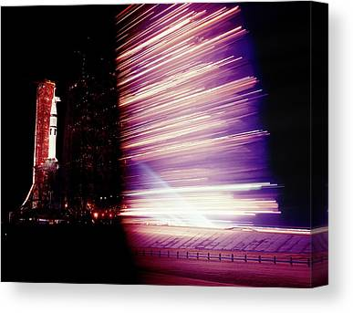 Skylab 4 Canvas Prints