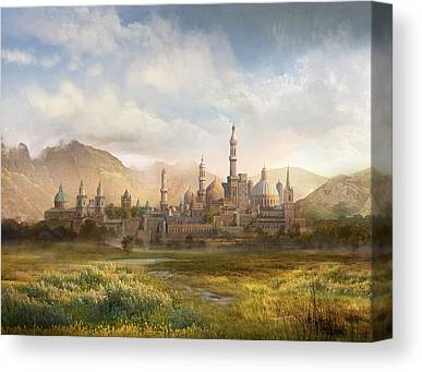 World Of Warcraft Canvas Prints