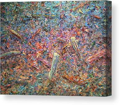Abstract Realism Paintings Canvas Prints