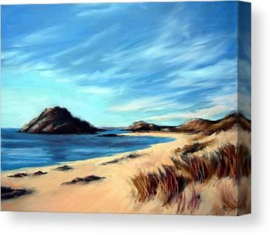 Havik Beach Canvas Prints