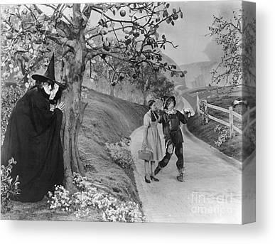 Witch Photographs Canvas Prints