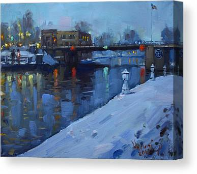 Tonawanda Canvas Prints
