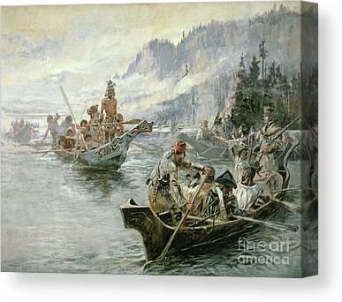 1787 Canvas Prints