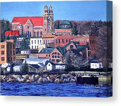 Marquette Canvas Prints