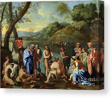 7287 Paintings Canvas Prints