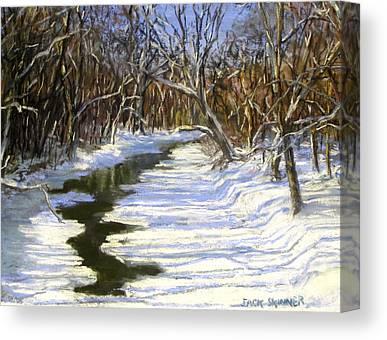 Assabet River Canvas Prints