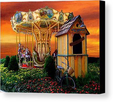 Carousel Digital Art Limited Time Promotions