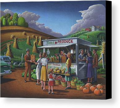 Farm Stand Paintings Limited Time Promotions