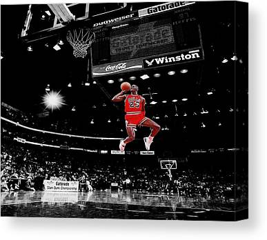 Dunk Canvas Prints