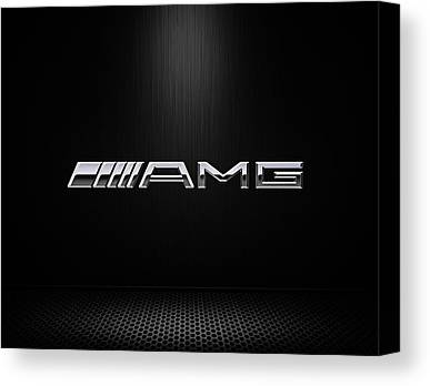 Amg Canvas Prints