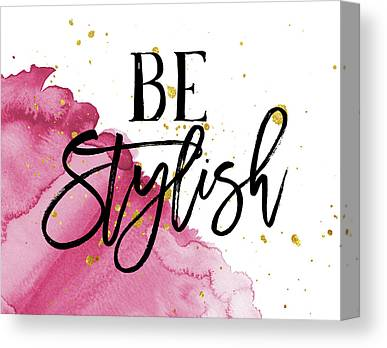 Style Canvas Prints