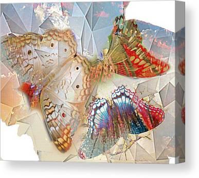 Steve Thorpe Canvas Prints