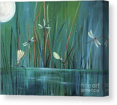 Scape Canvas Prints