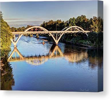 Rogue River Canvas Prints