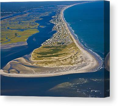 Topsail Island Canvas Prints