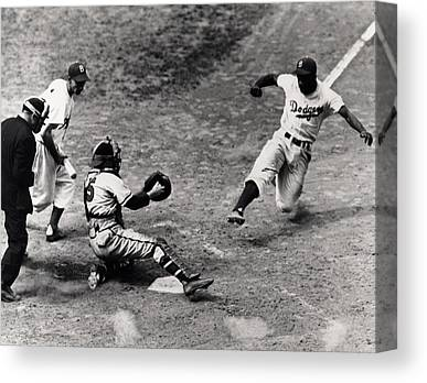 Brooklyn Dodgers Canvas Prints