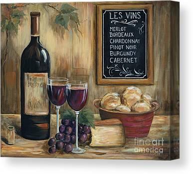 Grapevines Paintings Canvas Prints