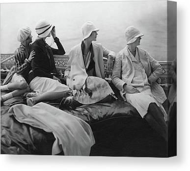 Yacht Photographs Canvas Prints