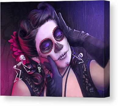 Kevin Hill Canvas Prints
