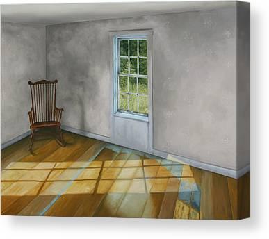 Olson House Canvas Prints