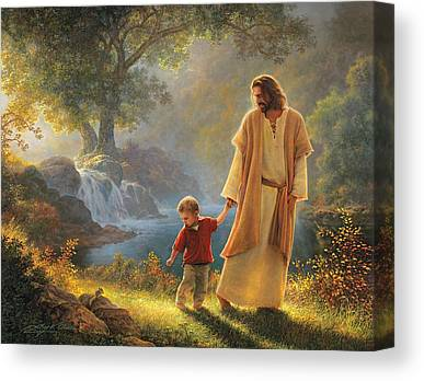 Catholic Canvas Prints