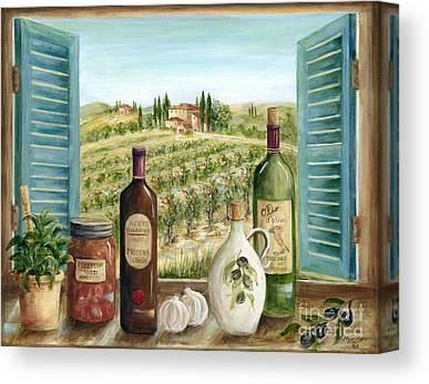 Vinegar Canvas Prints