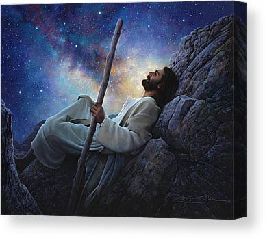 Religious Art Canvas Prints