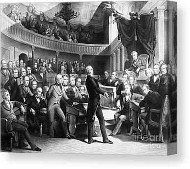 Great Compromise Canvas Prints