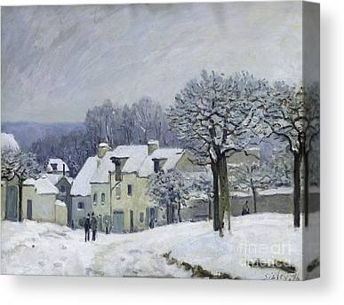 Alfred Sisley Canvas Prints