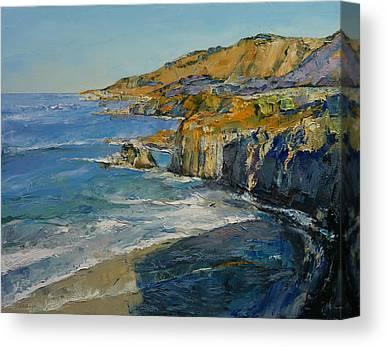 Landschaft Paintings Canvas Prints