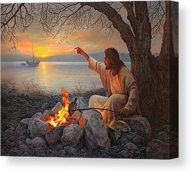 Apostles Canvas Prints