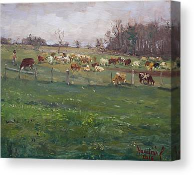 Lope Paintings Canvas Prints