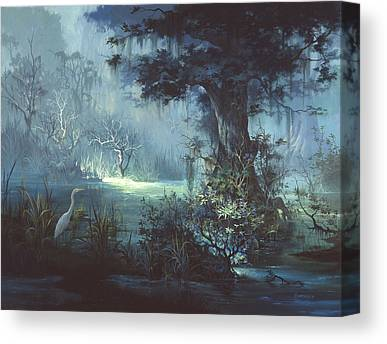 Florida Wildlife Canvas Prints