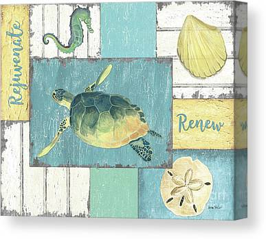 Clams Canvas Prints