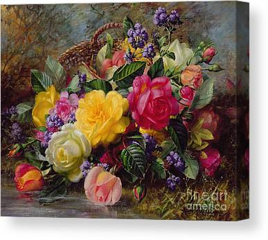 Horticultural Canvas Prints