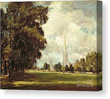 Salisbury Canvas Prints