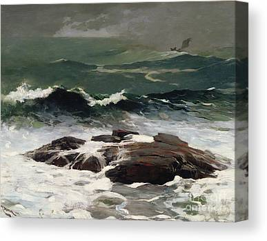 Summer Squall Canvas Prints