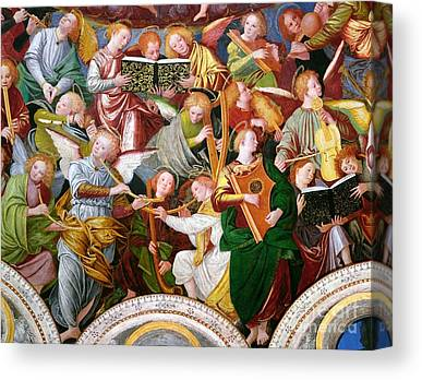 Psalter Canvas Prints
