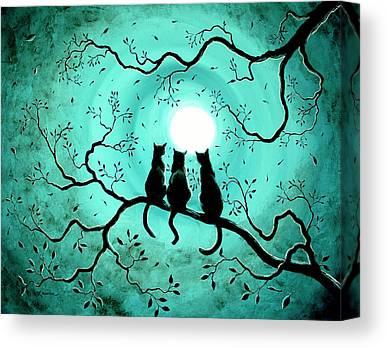 Dark Art Canvas Prints