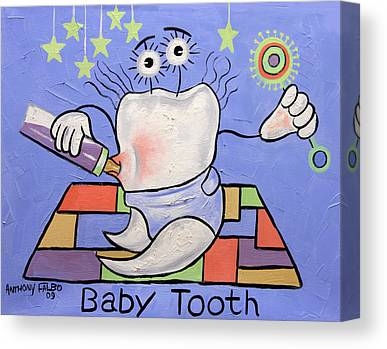 Designs Similar to Baby Tooth by Anthony Falbo