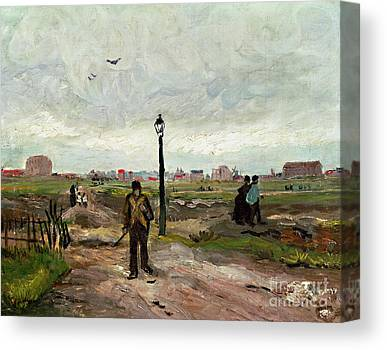 Van Goh Canvas Prints