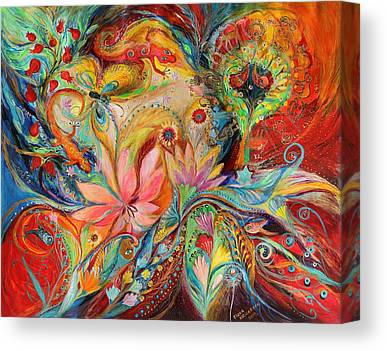 Giclee On Canvas Prints