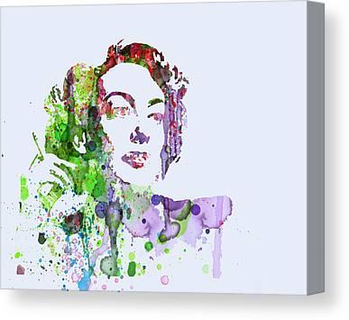 Dear Digital Art Canvas Prints