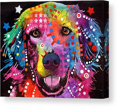 Colors Mixed Media Canvas Prints