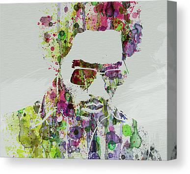 Lenny Kravitz Canvas Prints