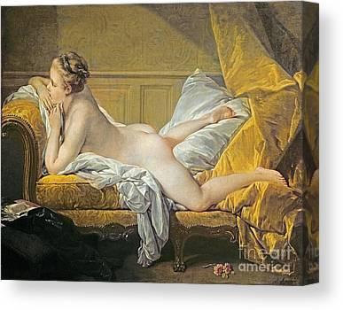 Francois Boucher Canvas Prints
